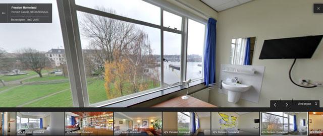 Hotel Pension Homeland Amsterdam